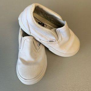 Vans kids classic slip-on core toddler size 7